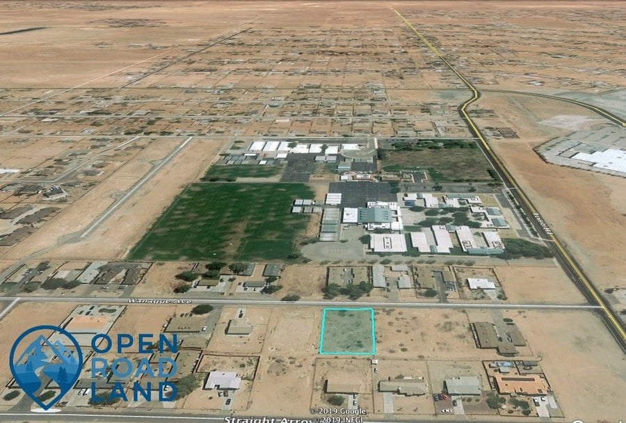 SOLD | 0.41 Acres | San Bernardino County | California | $21,900 | Secure Today...