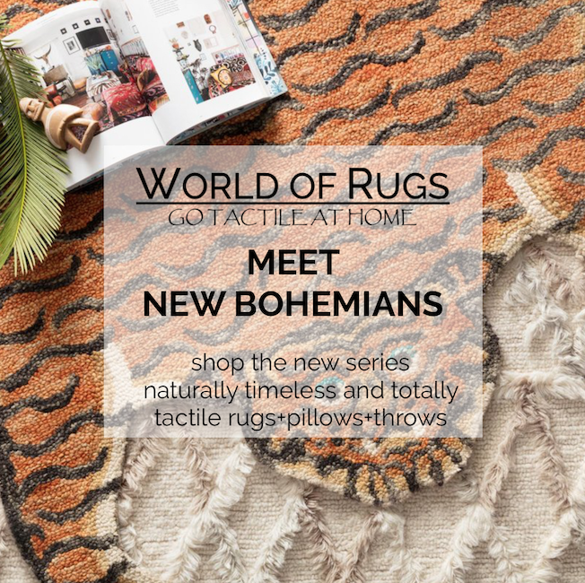 Meet The New Bohemians: Global Roots With Modern Style