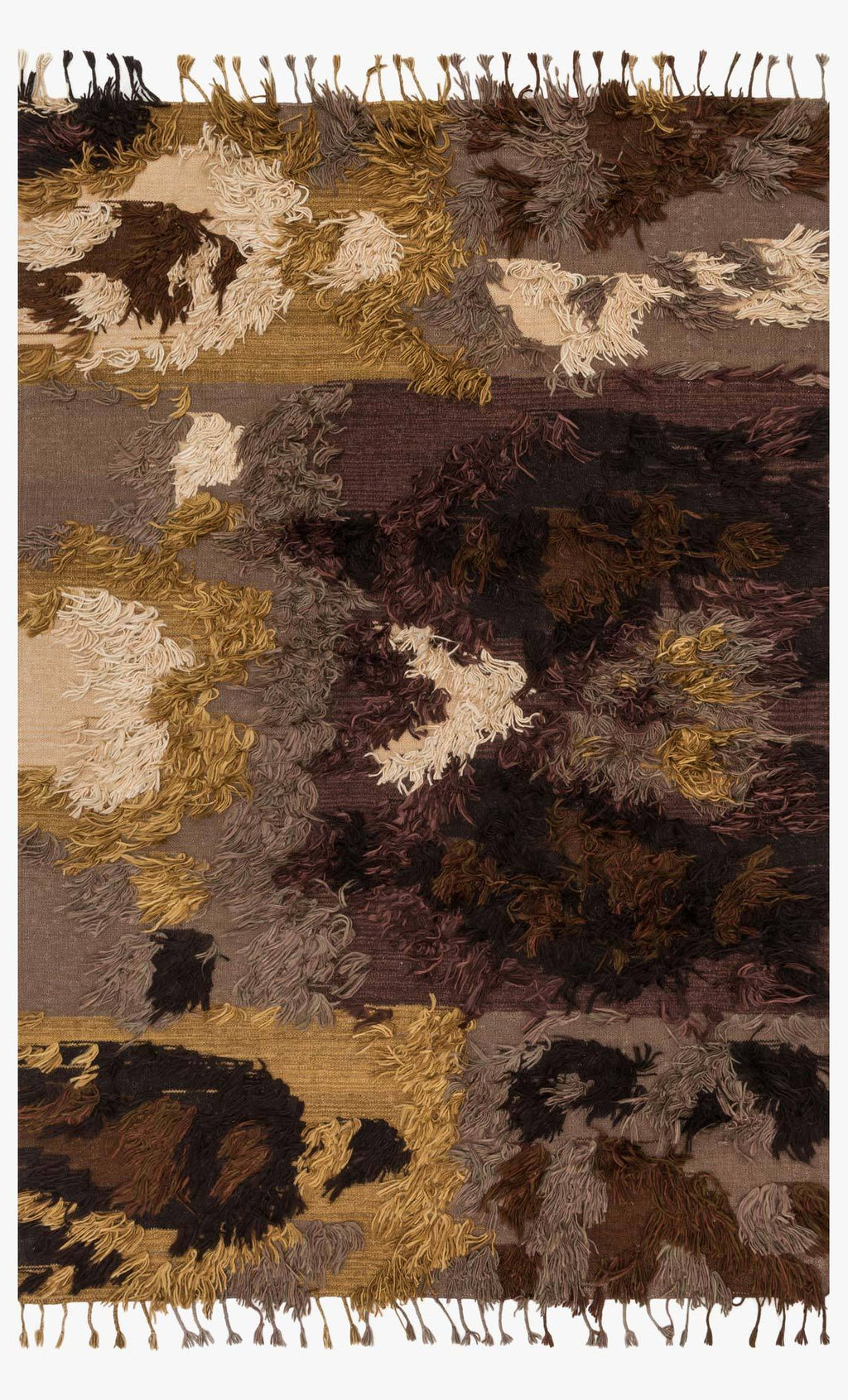 Sheena - 01 Walnut - WORLD OF RUGS