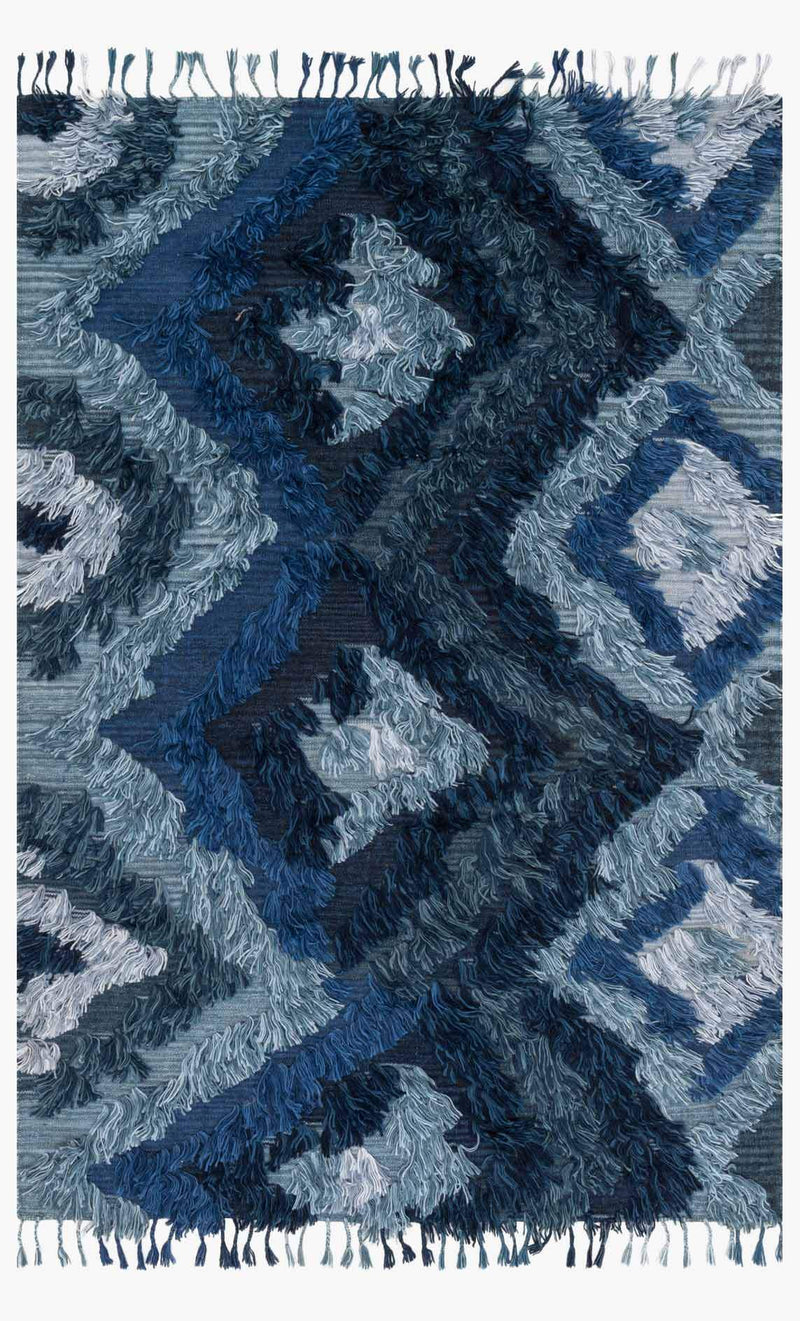 Sheena - 06 Indigo - WORLD OF RUGS