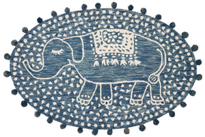 Wild Ones - 11 Denim - WORLD OF RUGS