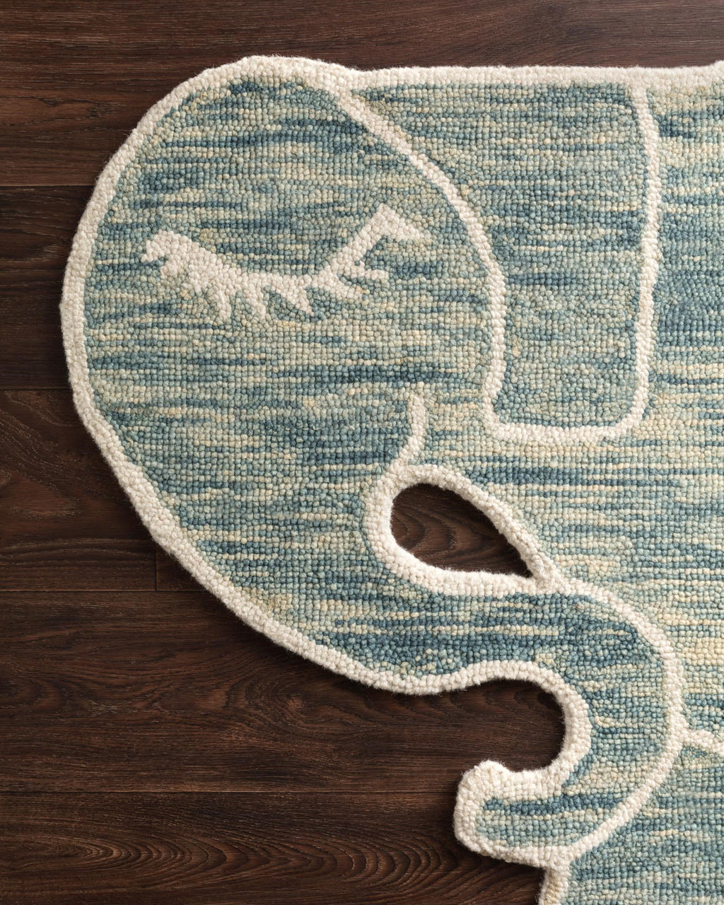 Wild Ones - 12 Light Blue - WORLD OF RUGS