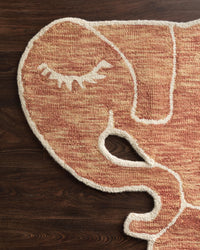 Wild Ones - 13 Terracotta - WORLD OF RUGS