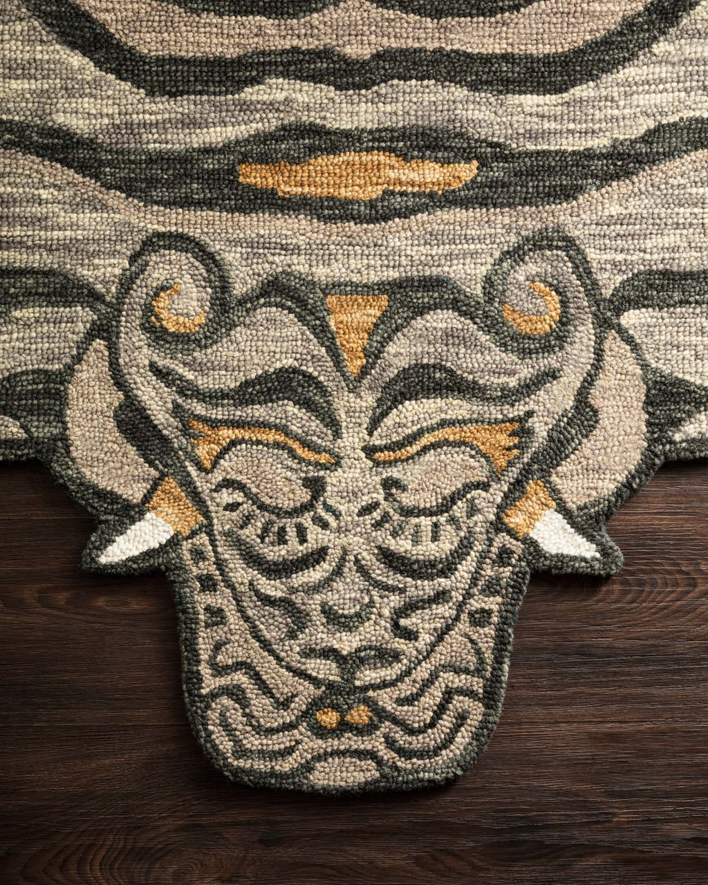 Wild Ones - 01 Silver - WORLD OF RUGS