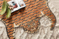 Wild Ones - 05 Tangerine - WORLD OF RUGS