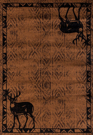 Forest - 18 Buck Brown - WORLD OF RUGS