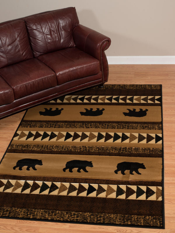 Woods - 60 Bears - WORLD OF RUGS