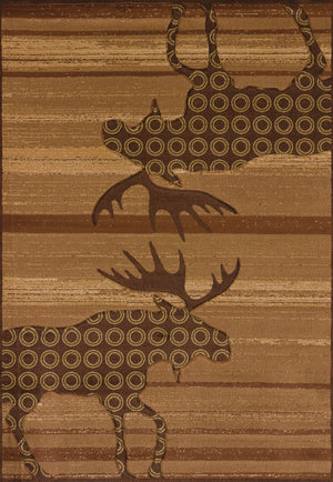 Woods - 62 Moose - WORLD OF RUGS