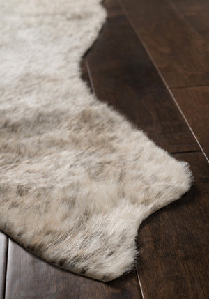 Rustic Canyon - 11 Grey / Ivory - WORLD OF RUGS