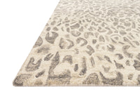 Wild Ones - 21 Grey / Ivory - WORLD OF RUGS