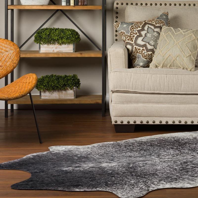 Ranchero - MT6 Murray Grey - WORLD OF RUGS