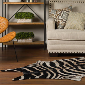 Ranchero - MT7 Black - WORLD OF RUGS