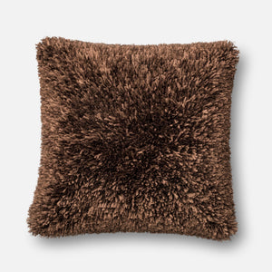 Ringo - 0045 Brown - Pillow - WORLD OF RUGS