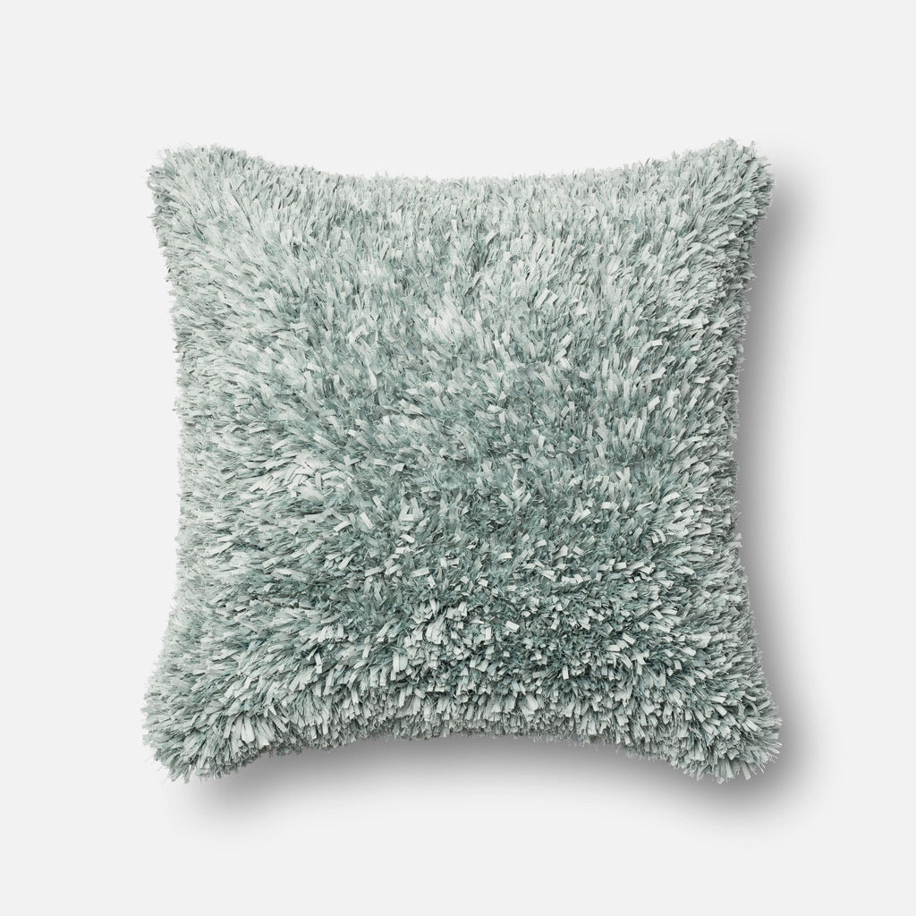 Ringo - 0045 Light Blue - Pillow - WORLD OF RUGS