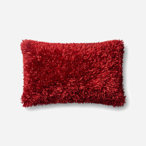 Ringo - 0045 Red - Pillow - WORLD OF RUGS