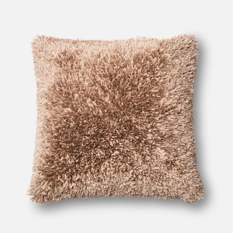 Ringo - 0045 Tan - Pillow - WORLD OF RUGS