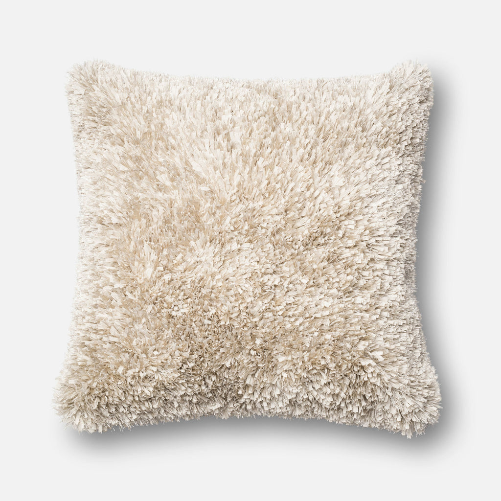 Ringo - 0045 White - Pillow - WORLD OF RUGS