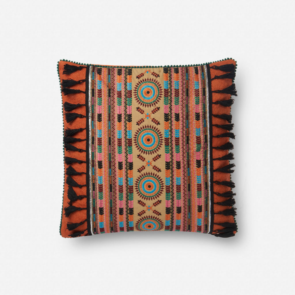 Arroyo - P0636 Multi - Pillow - WORLD OF RUGS