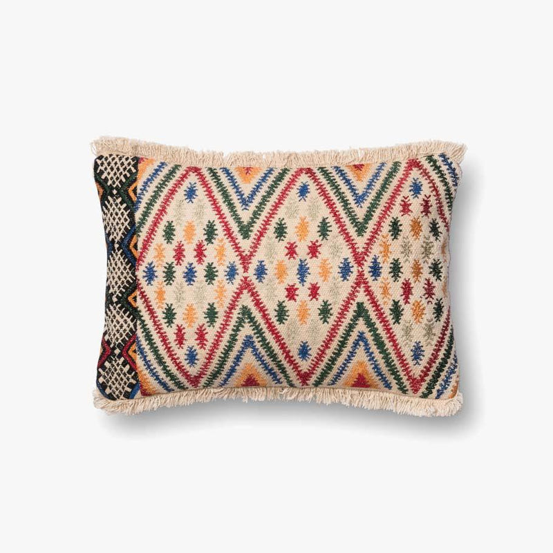 Carly - 0400 Multi - Pillow - WORLD OF RUGS