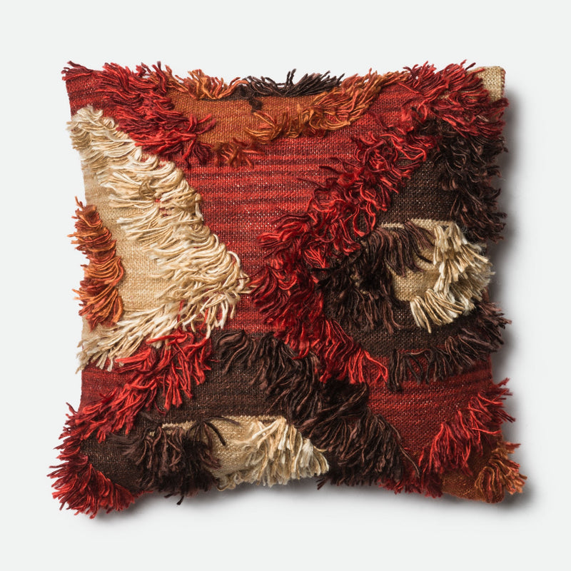 Carly - 0411 Spice - Pillow - WORLD OF RUGS