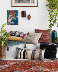 Arroyo - P0672 Multi - Pillow - WORLD OF RUGS