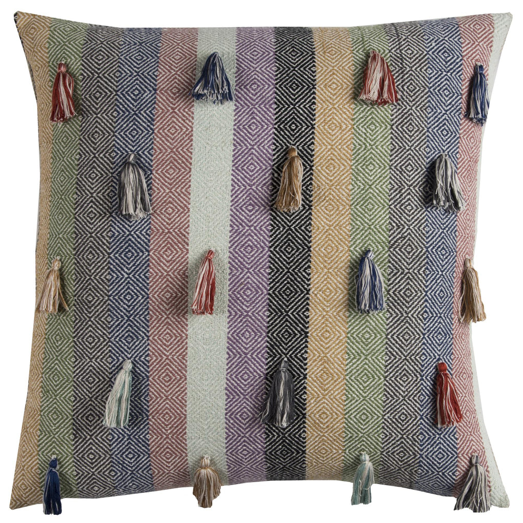 Carly - 10794 Multi - Pillow - WORLD OF RUGS