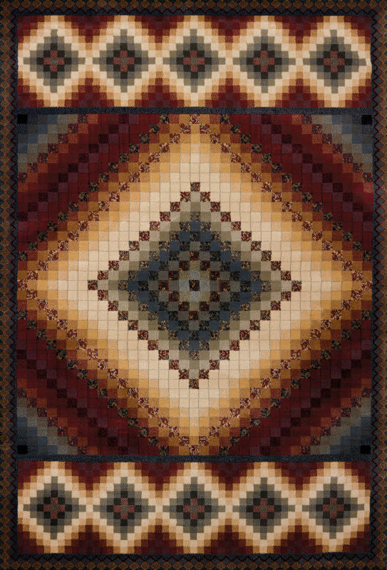 Trails - 43 Quilt - WORLD OF RUGS