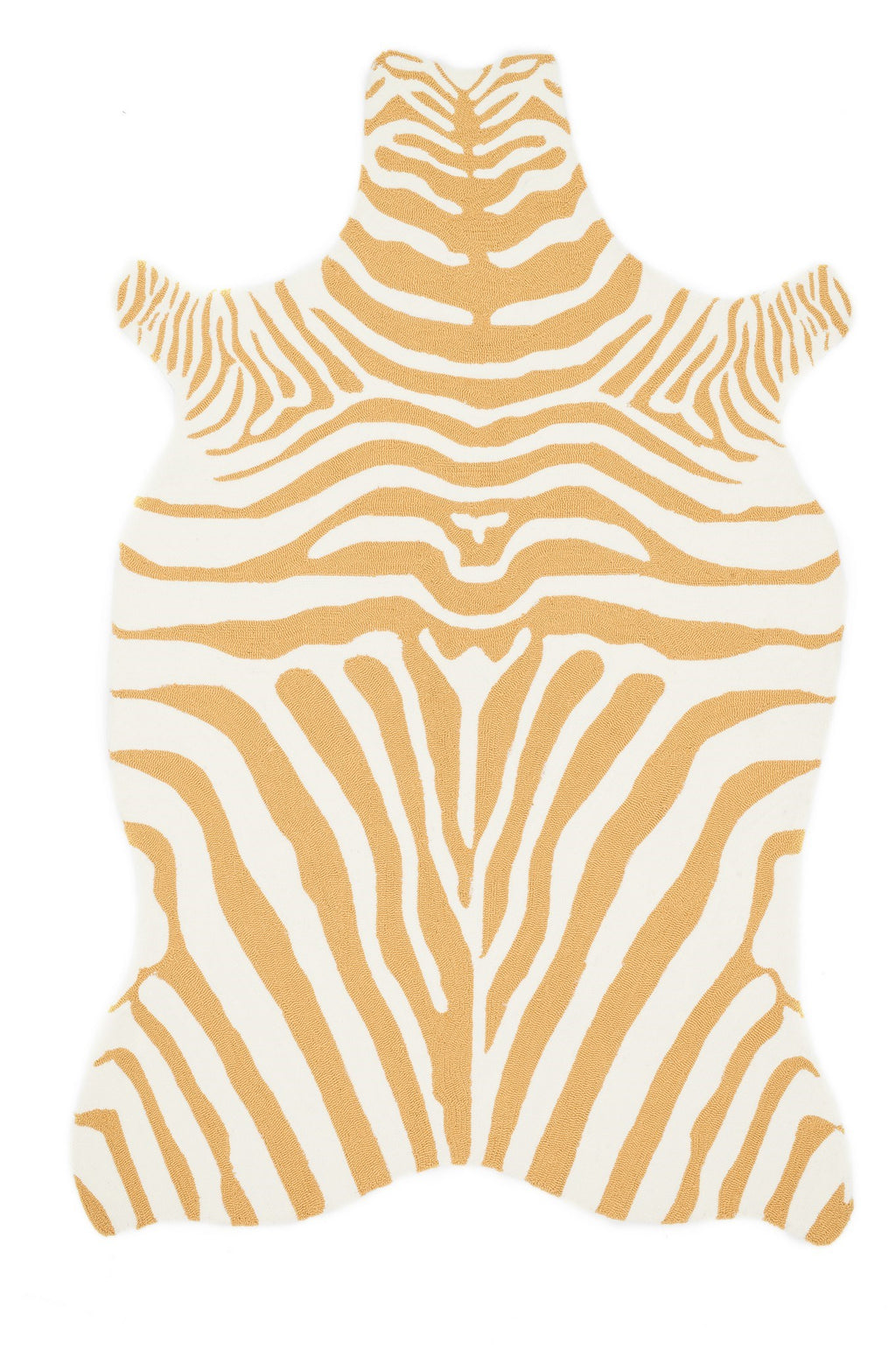 Wild Ones - 33 Gold / White - WORLD OF RUGS