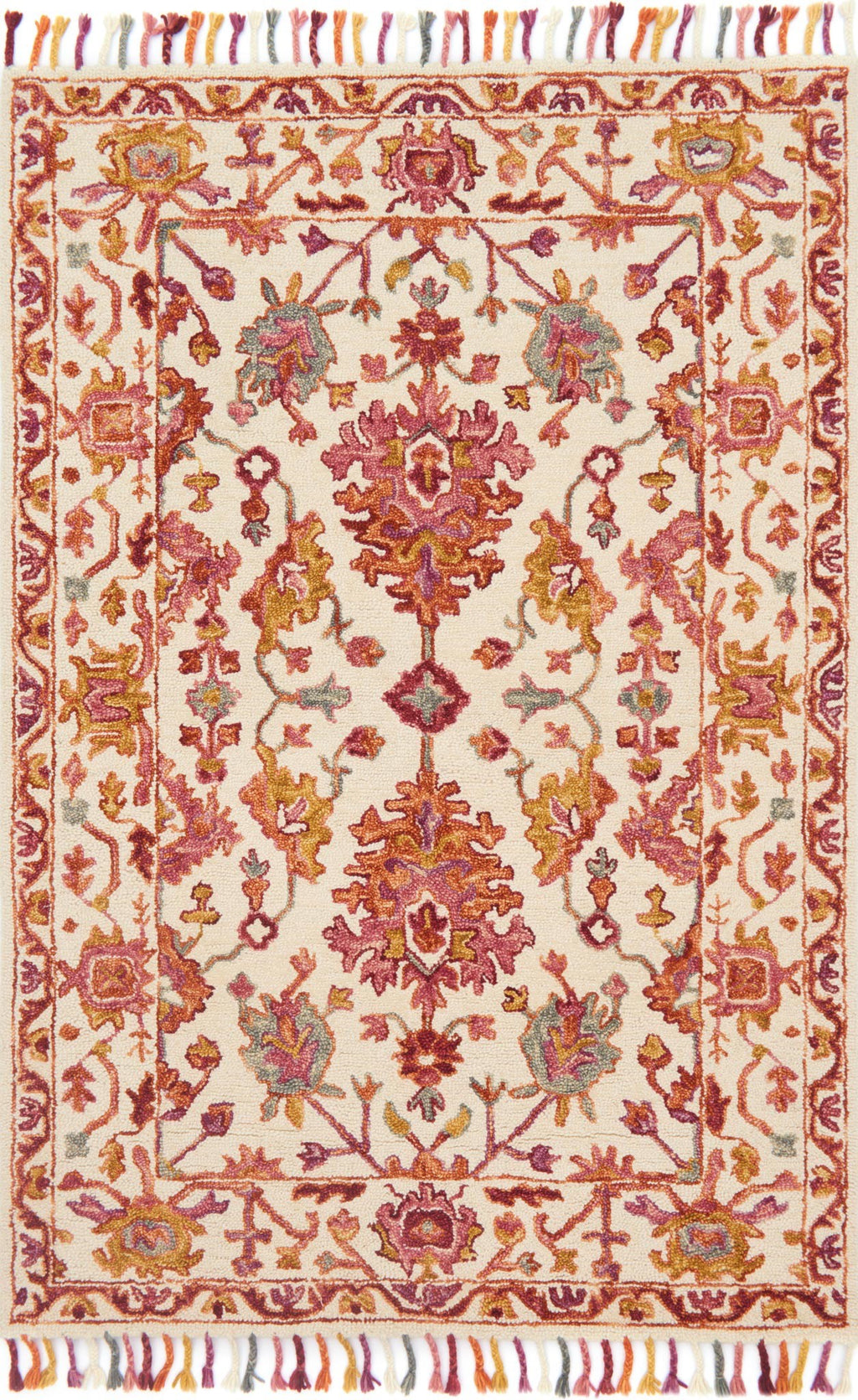 Daydream - 06 Berry - WORLD OF RUGS