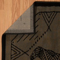 Forest - 05 Bear Blue/Grey - WORLD OF RUGS
