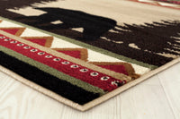 Forest - 12 Tree Line - WORLD OF RUGS