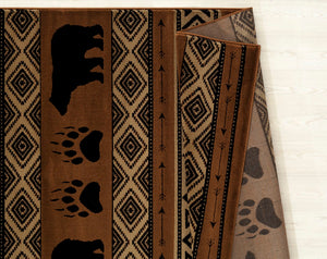 Forest - 16 Bear Brown - WORLD OF RUGS