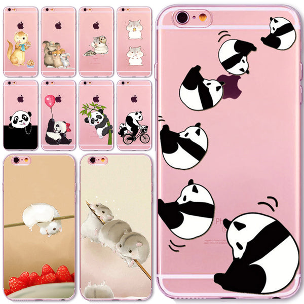 Lovely New Year Soft Phone Cover Case For iPhone