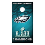 Custom Made Cornhole Bean Bag Toss Decal | Best Sellers | Eagles