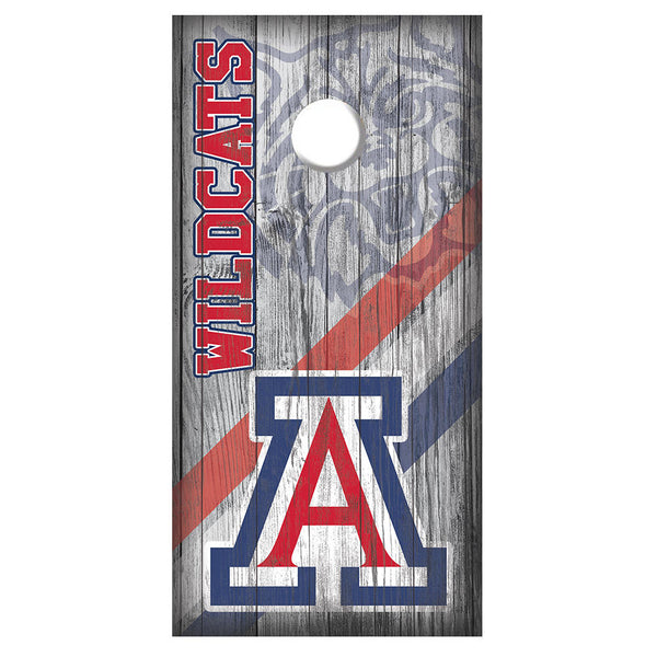 Best Sellers Custom Made Cornhole Bean Bag Toss DECAL - Wildcats
