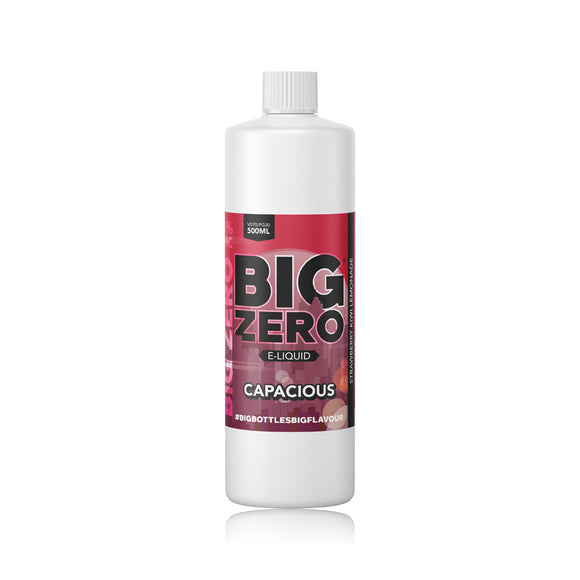 Big Zero Capacious 500ml
