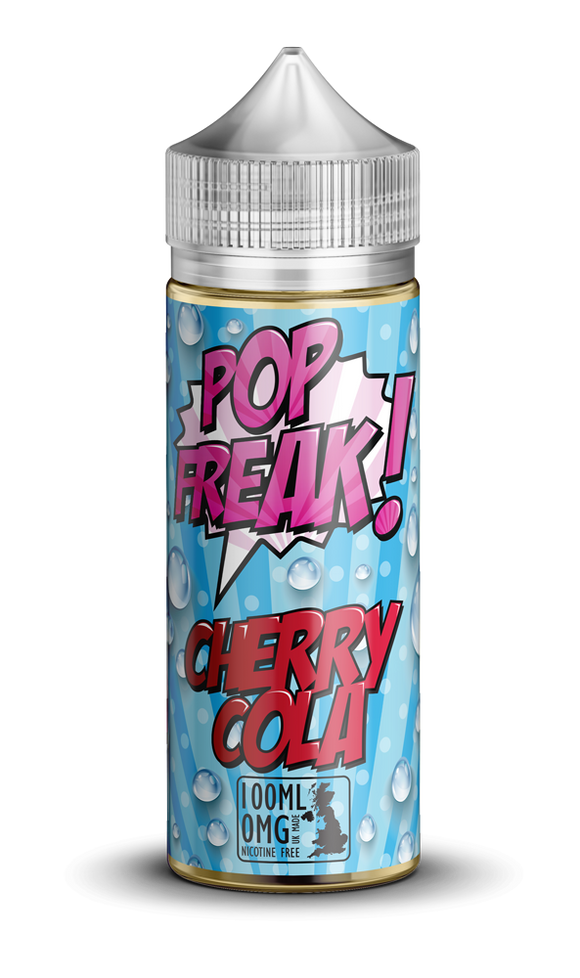 Pop Freak Cherry Cola