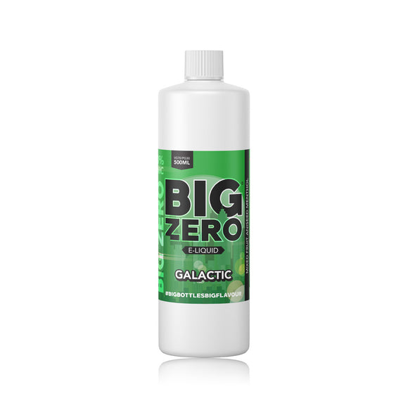 Big Zero Galactic 500ml