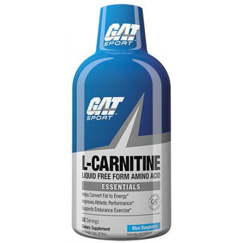 GAT L-Carnitine Liquid 16oz