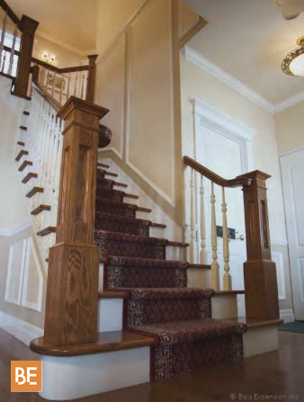 Escalier - Catalogue Tout est possible | Staircase - It can be done catalog