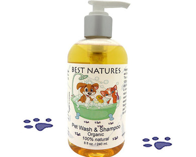 Organic Pet Wash and Shampoo for our Furry Friends - 101 Soaps