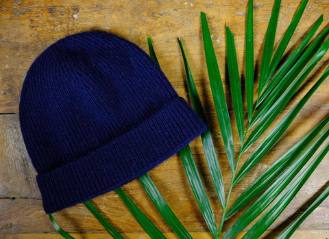 Bonnet navy : bobo