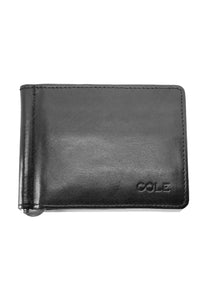 'Parth' Wallet - Black