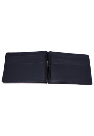 'Parth' Wallet - Midnight Blue