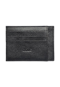 'Shao' Card Holder - Black