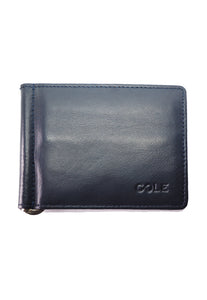 Parth Wallet - Midnight Blue