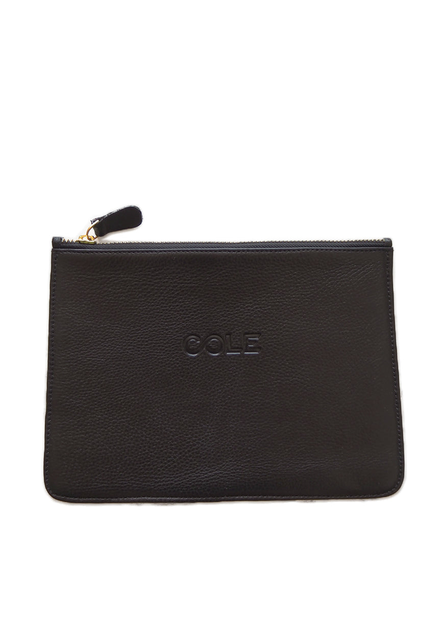 Fran Make-up Bag - Black