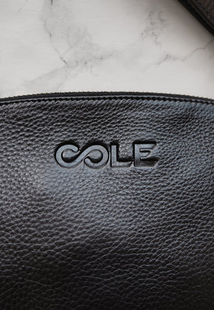 Chloë Make-up Bag - Black