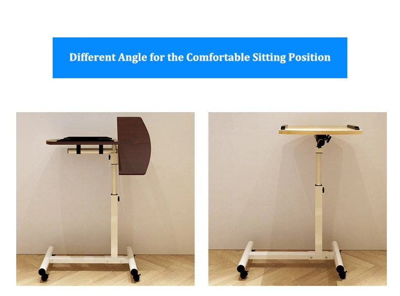 Adjustable Computer Table - Inspired Uplift Store