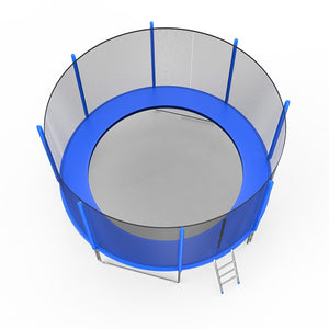 12 FT Trampoline with Safety Net by FlyBuy - Inspired Uplift Store